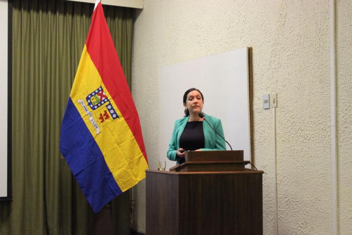 Dra. María Inés Barría. Creadora de vacuna contra hantavirus
