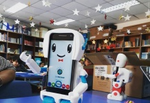 Sima Robot