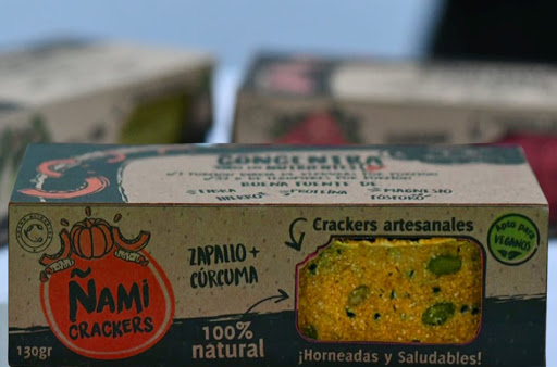 ÑAMI CRACKERS