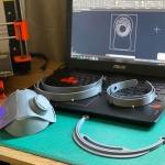 Fabricación de prototipos COVID-19