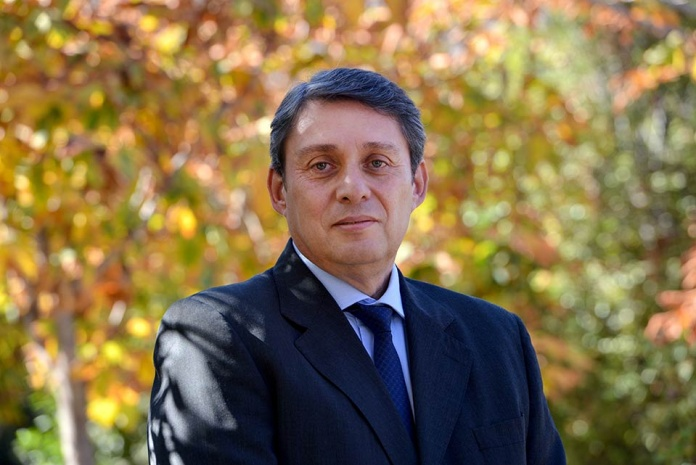 Samuel Varas director ejecutivo FUNDACIÓN DATA OBSERVATORY