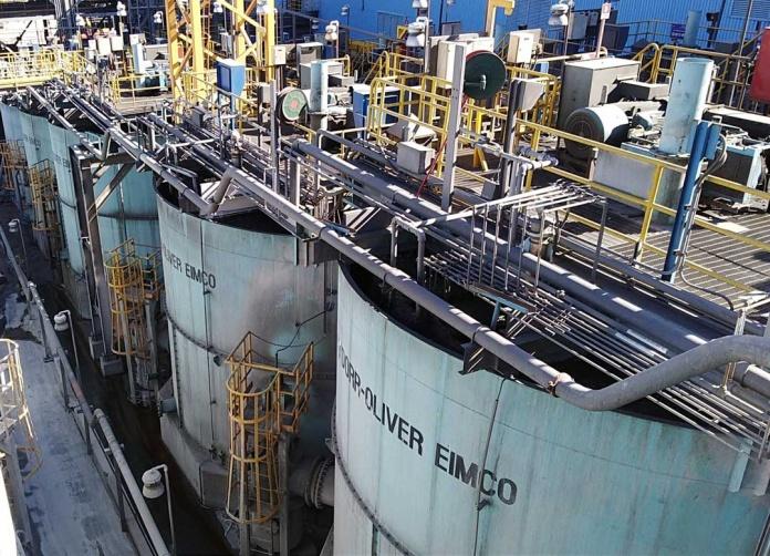 monitoreo y optimización en tiempo real de procesos de flotación de minerales