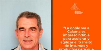 Concreción de doble vía a Calama, proyecto clave para la reactivación económica