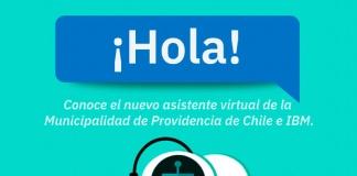 Providencia lanza un asistente virtual con Inteligencia Artificial de IBM para responder dudas de los ciudadanos