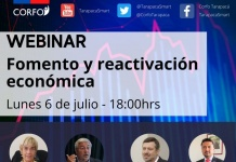 """Webinar CORFO: """"Fomento y Reactivación Económica"""""""