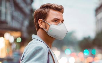 LG apuesta por mascarilla que purifica y filtra el aire en IFA 2020