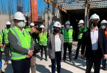 Ponen en marcha plan piloto para reinicio progresivo de faenas de construcción en tres comunas de la Región Metropolitana