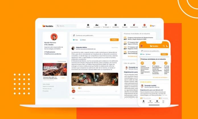 Presentan NETMIN, la primera red social de la industria minera