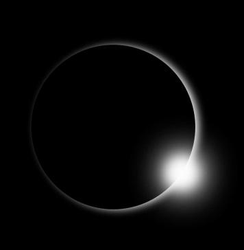 Eclipse total de sol en las regiones de La Araucanía y Los Ríos
