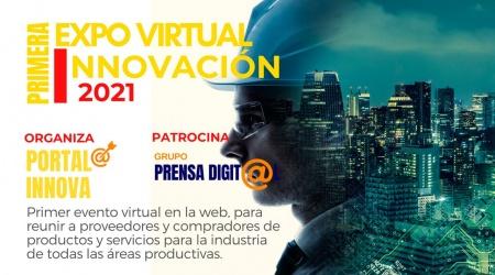 Expo Virtual Innovación 2021 feria evento online