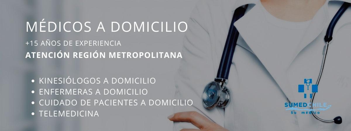 Médicos a Domicilio Santiago