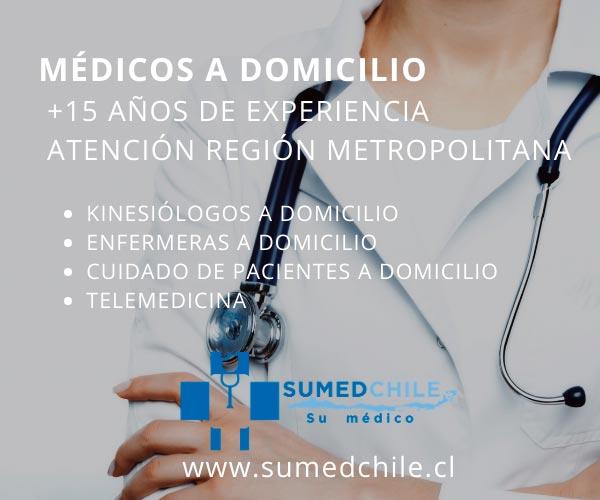 Médicos a Domicilio Santiago RM