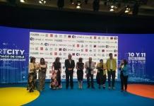 Programa Sé Santiago de Corfo RM premia a emprendedores con proyectos Smart City