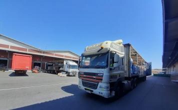 Más del 50% de la carga de Easy se moviliza en camiones de bajo impacto ambiental