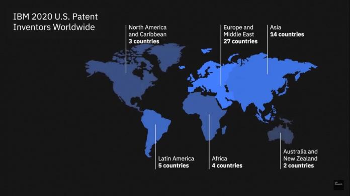 IBM alcanza 28 años de liderazgo en patentes y compromiso con el descubrimiento e innovaciones en inteligencia artificial, nube híbrida, computación cuántica y ciberseguridad