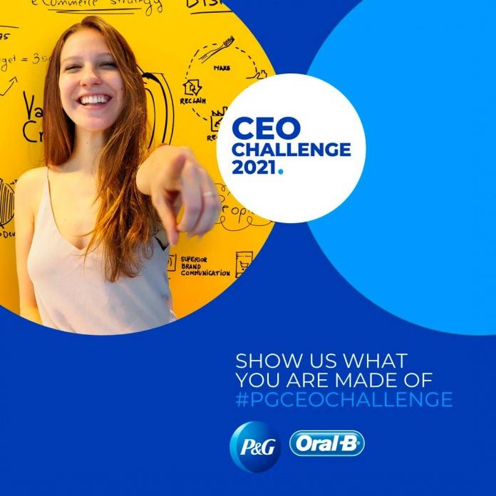 P&G invita a universitarios a participar en el CEO Challenge 2021