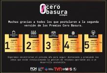 Premios Cero Basura 2021 distingue a los mejores proyectos en gestión de residuos