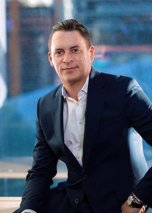 Edgardo Torres-Caballero, Director General para América Latina, Mambu