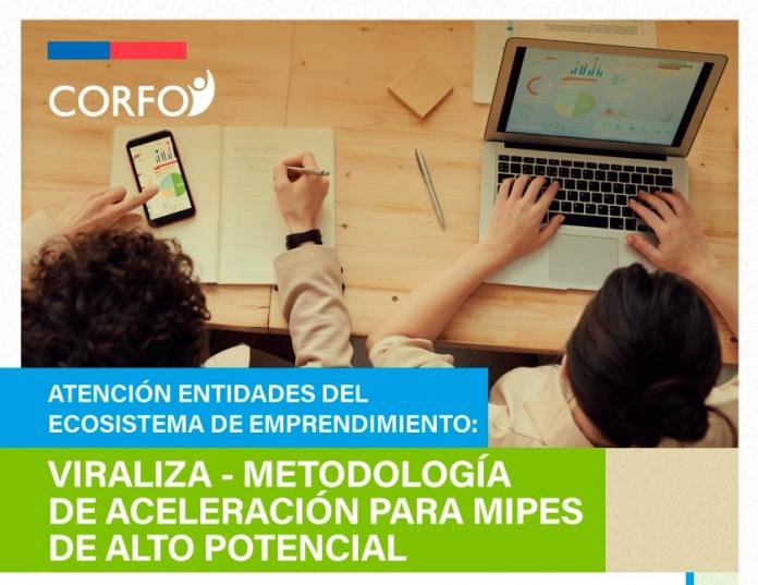 Corfo abre programa para desarrollar metodologías de aceleración para micro y pequeñas empresas