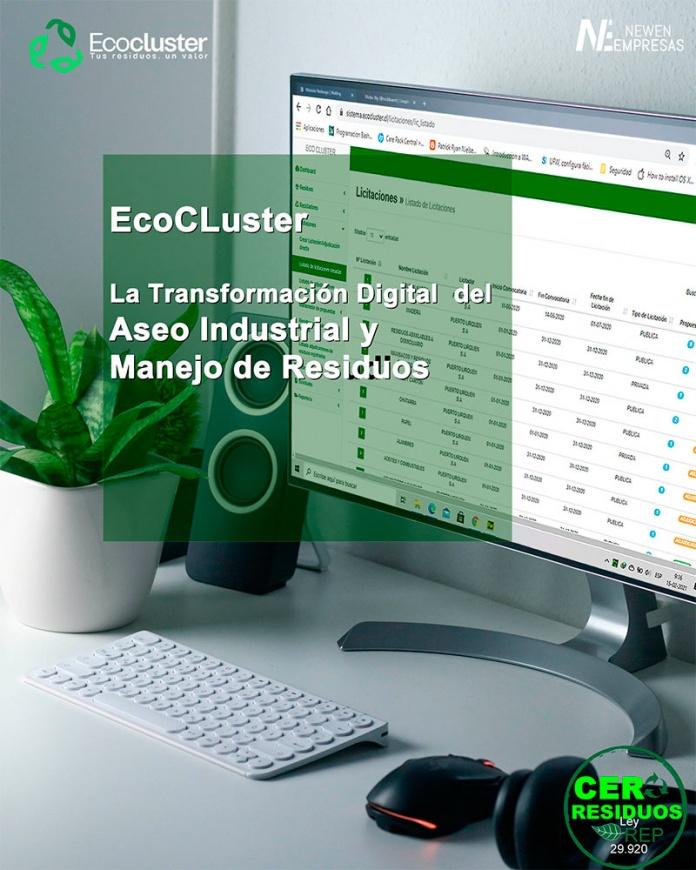 Manejo de Residuos Industriales y la transformación digital en economía circular