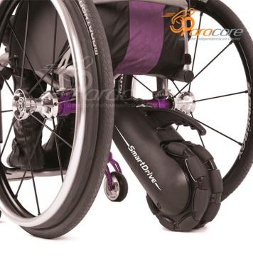 Smart Drive MX2 : Tecnologías inclusivas para sillas de ruedas