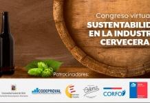 Congreso virtual abordó el futuro sustentable de la cervecería artesanal