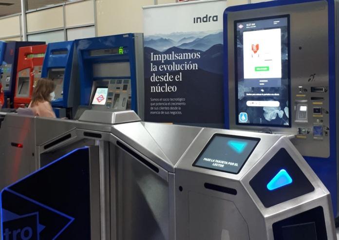 INDRA TRANSFORMARÁ LA EXPERIENCIA DE LOS VIAJEROS DE METRO DE MADRID CON SU INNOVADORA TECNOLOGÍA PARA LA ESTACIÓN 4.0.