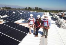 Salfa es pionero en su industria en la utilización de energía 100% renovable