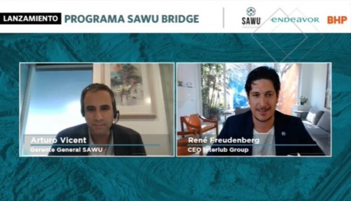 De chile al mundo: Sawu y Endeavor se asocian para conectar a emprendedores mineros locales con proveedores internacionales