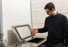Máquina de reciclaje única en el mundo hace frente al impacto ambiental mediante la transformación de residuos orgánicos en compost