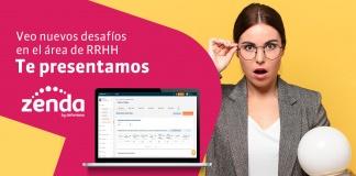 Defontana libera sistema de gestión 100% web Zenda para RRHH
