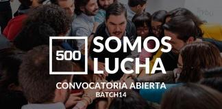 500 Startups abre convocatoria para impulsar a empresas latinas con su programa Somos Lucha