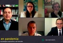Expertos analizan las oportunidades de inversión que existe en Chile pospandemia
