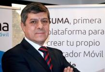 Rodrigo Mena, country manager SUMA Móvil Chile