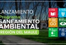 Tercer programa de saneamiento ambiental se realizará en la Región del Maule