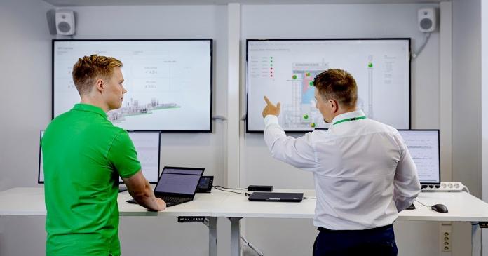 ARAUCO inicia una nueva alianza con Valmet para convertirse en la primera Planta autónoma de Celulosa