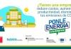 """El 31 de mayo finaliza periodo de postulación para concurso """"Ponle Energía a tu Empresa"""""""