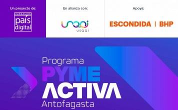 Atención emprendedores: Se abre convocatoria con apoyo monetario y acompañamiento digital para negocios de Antofagasta