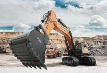 Con mayor capacidad, control y tecnología llega la nueva excavadora DX1000LC-7 de DOOSAN