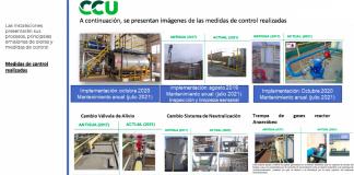 Empresas integrantes del APL Pedro Aguirre Cerda informan a comunidad estudiantil sobre avances en plan de gestión de olores