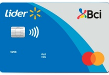 Lider Bci lanza nueva tarjeta digital
