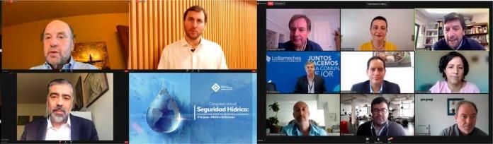 Congreso virtual abordó las claves para los desafíos del agua: adaptación e innovación tecnológica