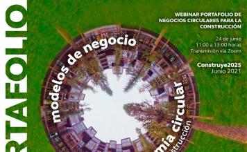 Construye2025 invita a sumarse a los modelos de negocios circulares