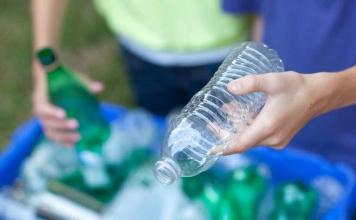 reciclaje plásticos vidrios