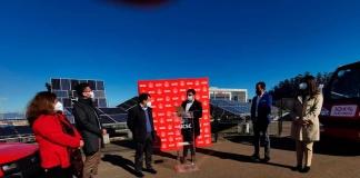 Consejo Regional reconoce dos proyectos de energías limpias para el Biobío