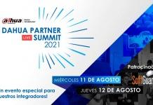 Dahua Partner Summit 2021, un evento para hablar de inteligencia artificial