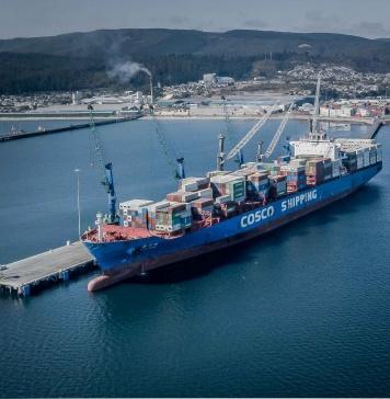 Puertos del Biobío renuevan certificación de Acuerdo de Producción Limpia