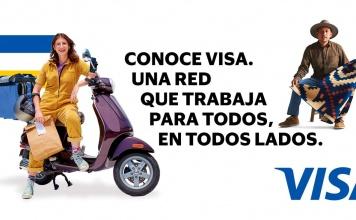 Visa relanza su marca con campaña global