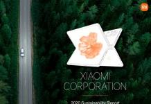 Xiaomi lanzó su informe de sostenibilidad para reafirmar su compromiso con la construcción de un mundo sostenible