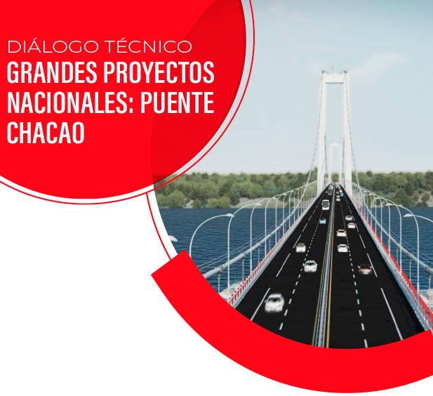 CDT prepara diálogo técnico sobre Puente Chacao